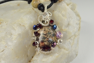 Granite and Crystals
